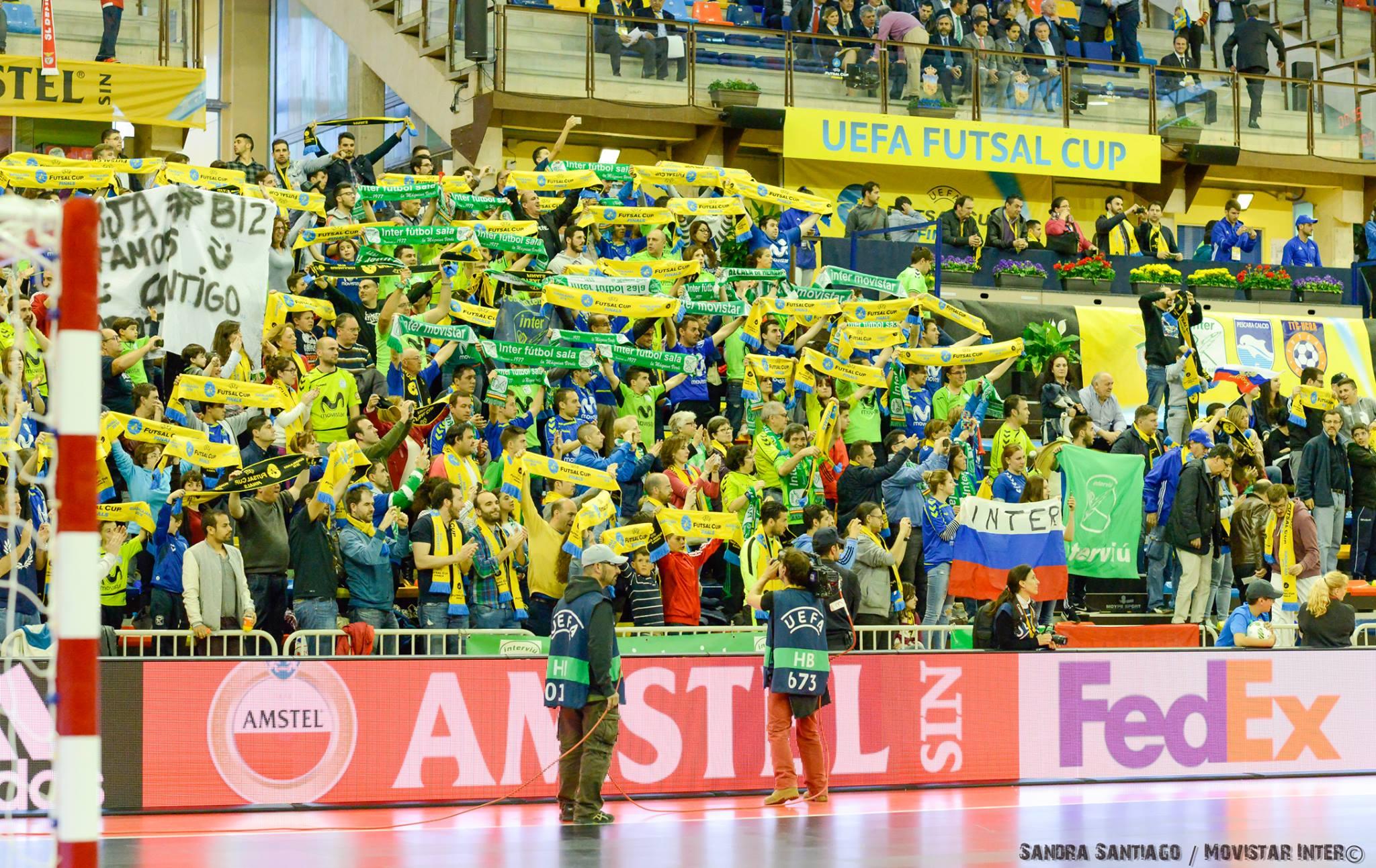 aficion movistar inter uefa