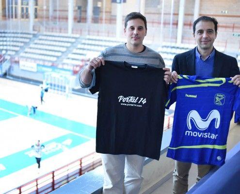 Presentación Movistar Inter Portal 14