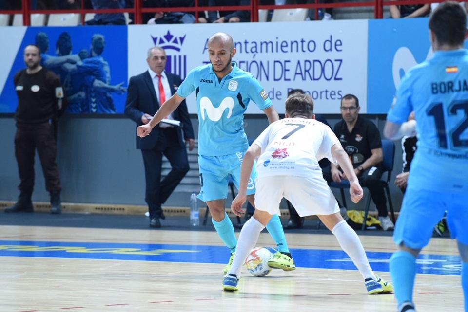 Inter y FC Barcelona se consolidan en lo alto con ElPozo como principal perseguidor
