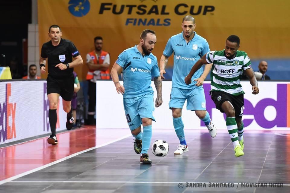 Movistar Inter FS defiende el título logrado en Zaragoza