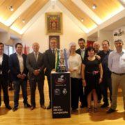 Presentación oficial de la Supercopa de España 2018 en Ciudad Real