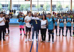 El Torneo de Ferias y Fiestas de Alcalá de Henares rindió homenaje a Cecilio Rodríguez